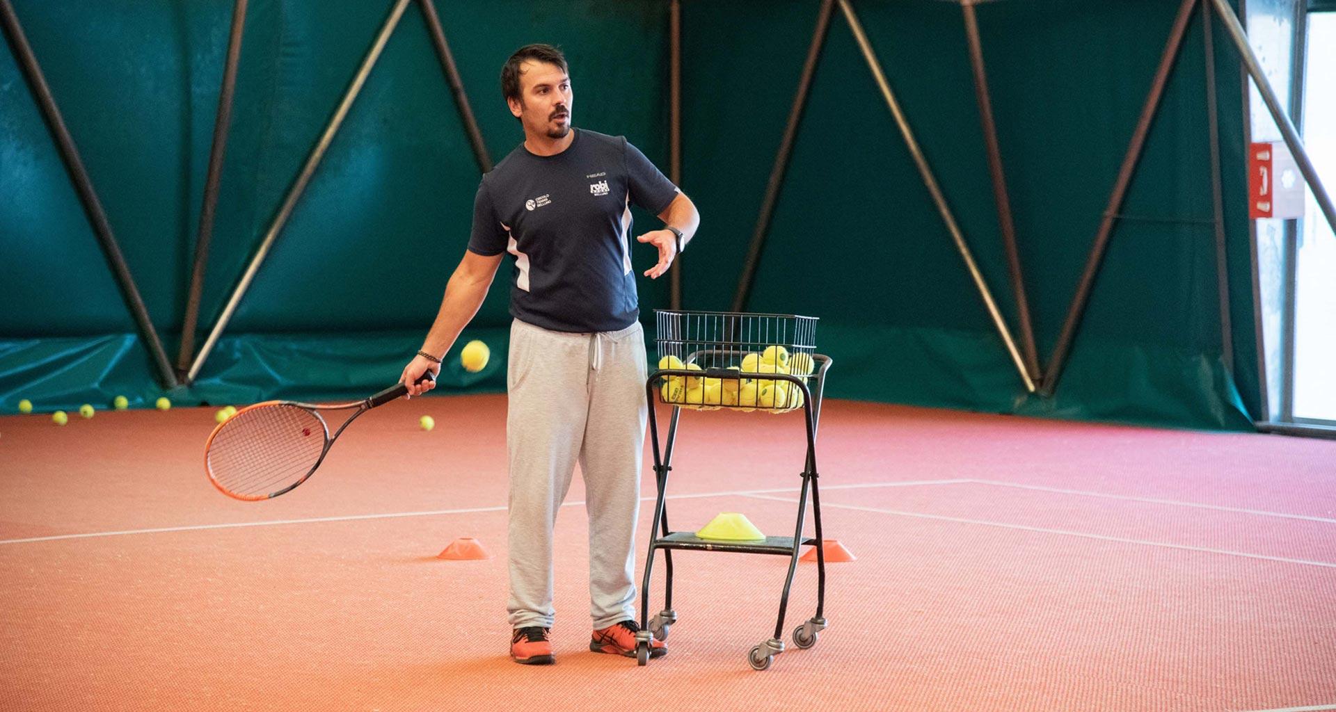 Scuola Tennis | Circolo Tennis Belluno