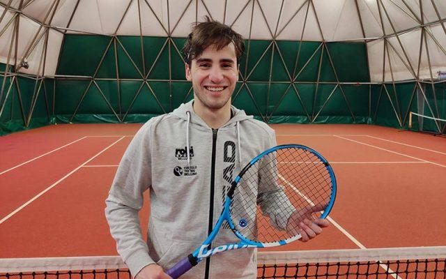 I nuovi acquisti del Circolo Tennis Belluno