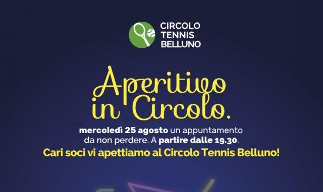 Mercoledì in musica al Circolo Tennis