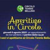 Aperitivi in Circolo | Circolo Tennis Belluno